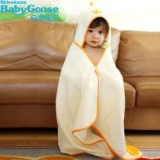 春装新款卡通披风式儿童浴巾浴袍 日本制新生儿礼盒 现货,日本制婴幼儿服装