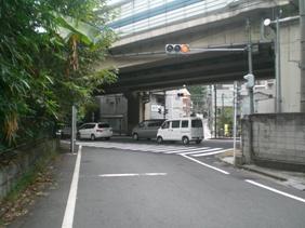 恵比寿駅からBabyGoose白金台ショップへの行き方6