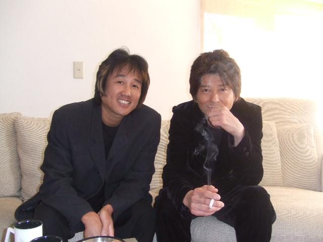 千葉宏一と哀川翔さん